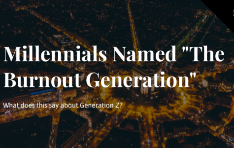 """Millennials Named """"The Burnout Generation""""… What Does this Say About Gen Z?"""