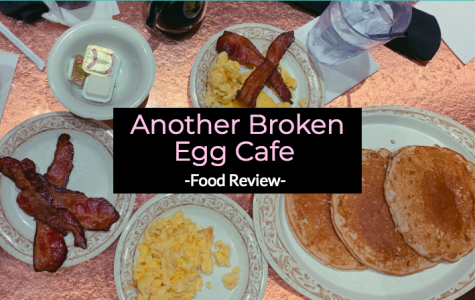 Another Broken Egg Cafe Food Review