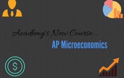 Academy Introduces New Course AP Microeconomics