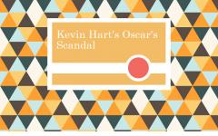 Kevin Hart's Oscar's Scandal