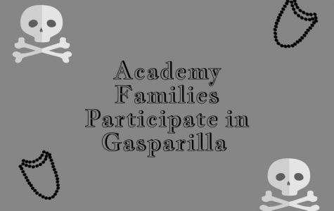 Academy Families Participate in Gasparilla
