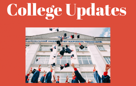 Class of 2019 College Updates