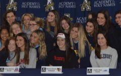 Signing Ceremony Honors Senior Athletes