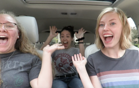 Parking Lot Karaoke with Ella Jurusz and Morgan Tata (VIDEO)