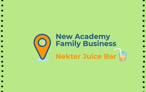 Academy Family Opens New Business: Nekter