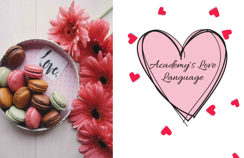 Academy Students Reveal Their Love Languages