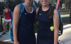 AHN Tennis Team Plays Against Clearwater Central High School