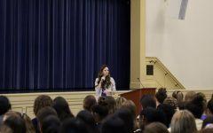 Leah Darrow Speaks at AHN