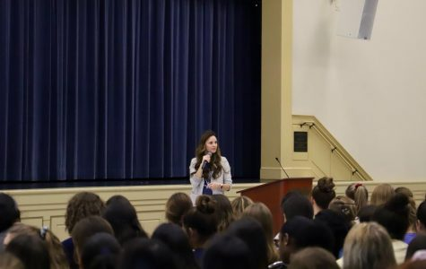 Leah Darrow Speaks at AHN