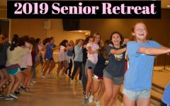 AHN Class of 2019 Attends Senior Retreat