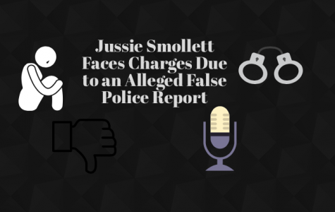 Actor Jussie Smollett Faces Charges Following Alleged False Police Report