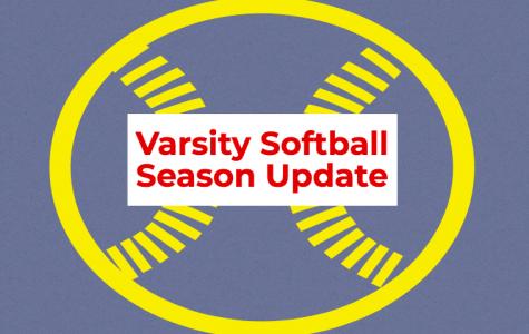 Varsity Softball Season Updates