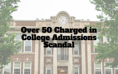 Over 50 Charged in College Admissions Scandal