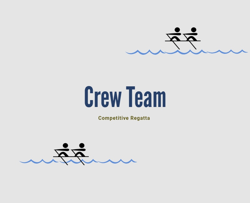 The+crew+team+competes+in+two+separate+seasons%3A+fall+and+spring.+