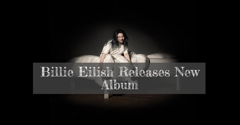 Billie Eilish Releases New Album