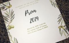 Academy Goes to Prom 2019
