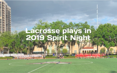 Lacrosse Defeats Cardinal Mooney on Spirit Night