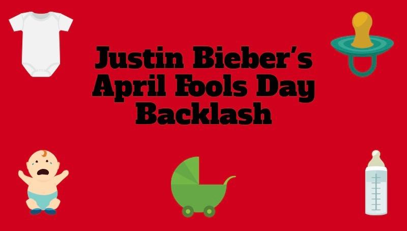 People React to the Justin Bieber Pregnancy April Fool's Joke